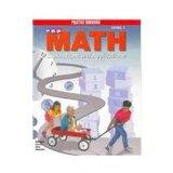 SRA Math: Explorations & Applications, Level 1: Practice Workbook