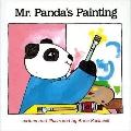 Mr. Panda's Painting - Anne F. Rockwell