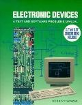 Electronic Devices: A Text and Software Problems Manual - Mitchel E. Schultz