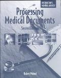 Processing Medical Documents: Instructor's Manual and Key