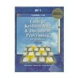 Gregg College Keyboarding & Document Processing for Windows: Lessons 1-60 for Use With Wordp...