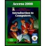 Word 2000 Level 1 Core: A Tutorial to Accompany Peter Norton Introduction to Computers Stude...