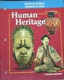 Human Heritage: A World History Reproducible Lesson Plans