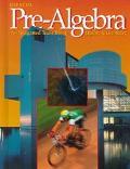 Pre Algebra An Integrated Transition to Algebra & Geometry