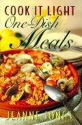 Cook It Light One-Dish Meals - Jeanne Jones - Hardcover