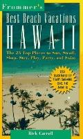 Frommer's Great Beach Vacations: Hawaii