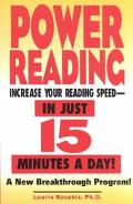 Power Reading - Laurie E. Rozakis - Paperback