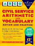 Civil Service Arithmetic+vocabulary