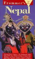 Frommer's Nepal 1996 - Frommer's - Paperback - REVISED