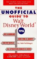 Unofficial Guide to Walt Disney World, 1996