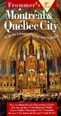 Frommer's Montreal & Quebec City '96