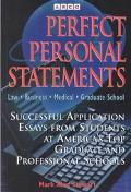 Arco Perfect Personal Statements