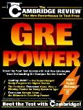 GRE Power - Cambridge Review Staff - Paperback
