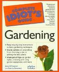 Complete Idiot's Guide to Gardening - Jane O'Connor - Hardcover