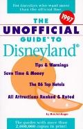 Unofficial Guide to Disneyland 1997