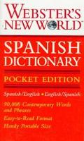 Webster's New World Spanish Dictionary,Pocket Edition