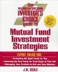 Investor Guide to Mutual Fund Investments - J. W. Dicks - Hardcover