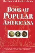 New York Public Library Book of Popular Americana