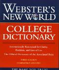 Webster's New World College Dict.-rev.