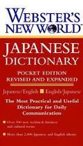 Webster's New World Japanese Dictionary Japanese/English - English/Japanese