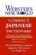Webster's New World Compact Japanese Dictionary Japanese/English - English/Japanese