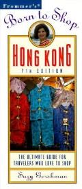 Frommer's Born To Shop Hong Kong (1998) - Suzy Gershman - Paperback