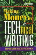 Making Money in Technical Writing