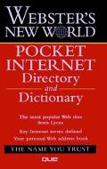 Dic Webster's New World Pocket Internet Directory and Dictionary