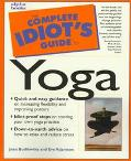 Complete Idiot's Guide to Yoga Illustrated