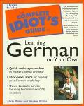 Complete Idiot's Guide to Learning German on Your Own - Alicia Munoz - Paperback