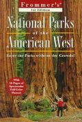 Frommer's National Parks Of American West 1998 - Frommer's - Paperback - 1 ED