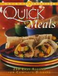 Quick Meals - Weight Watchers - Paperback