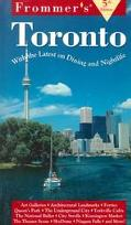 Frommer's Toronto 1998