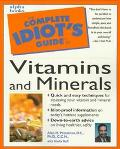 Complete Idiot's Guide to Vitamins and Minerals - Alan H. Pressman - Paperback - Bargain