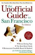 Unofficial Guide To San Francisco 1998 - Bob Sehlinger - Paperback
