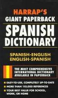 Harrap's Giant Paperback Spanish Dict.