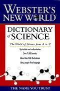 Webster's New World Dictionary of Science - David Lindley - Paperback