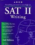 Arco Everything You Need to Score High on Sat II Writing