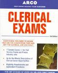 Clerical Exams, Vol. 3 - Eve P. Steinberg - Paperback - 3RD