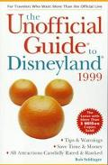 Unofficial Guide to Disneyland 1999