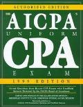 Aicpa's Uniform Cpa Exam 1999