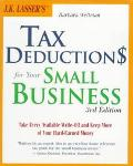 J. K. Lasser's Tax Deductions for Small Business - Barbara Weltman - Paperback - REV