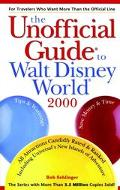 Unofficial Guide to Walt Disney World 2000