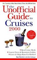 Unofficial Guide to Cruises 2000 - Kay Showker