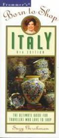 Frommer's Born to Shop Italy