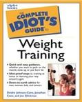 The Complete Idiot's Guide to Weight Training - Jonathan Cane - Paperback