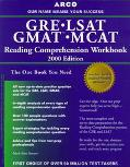 Arco Gre Gmat Lsat McAt Reading Comprehension Workbook