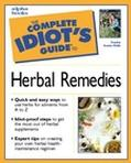 Complete Idiot's Guide to Herbal Remedies