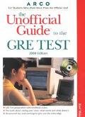Arco the Unofficial Guide to the Gre 2000