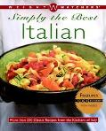 Weight Watchers Simply the Best Italian Italian